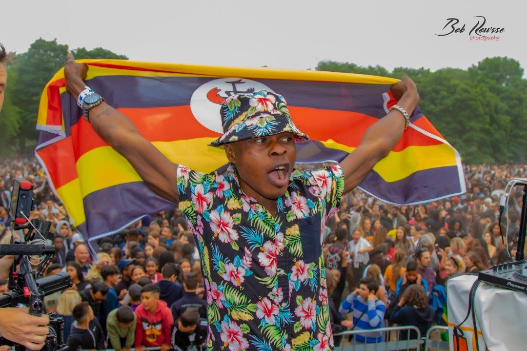 Dj Erycom tantalises fans at Scandinavian Summer Festival - 411 UG