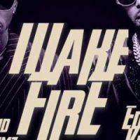 Wake Fire by Diamond Platnumz ft. Eddy Kenzo - Eddy Kenzo