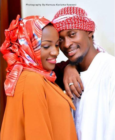 Fifi and Fab Love rock the internet with their 'nikah' photos - 411 UG